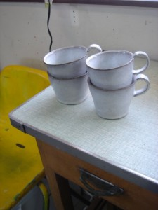伊藤真奈美 コーヒーカップ