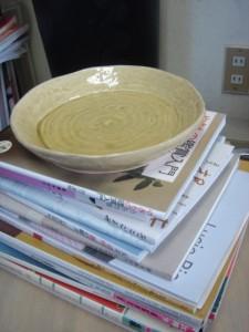 体験教室 平皿